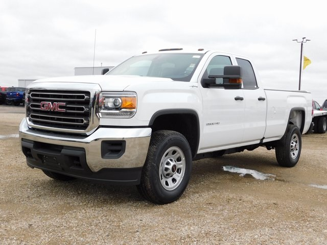 2019 Sierra 2500 Extended Cab 4x4,  Pickup #GT02983 - photo 8