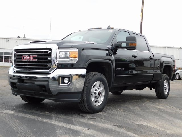 2018 Sierra 2500 Crew Cab 4x4,  Pickup #GT02984 - photo 10