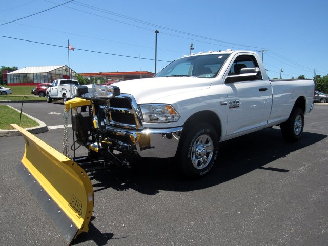 2018 Ram 2500 Regular Cab 4x4,  Pickup #721784 - photo 4