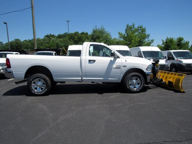 2018 Ram 2500 Regular Cab 4x4,  Pickup #721784 - photo 7