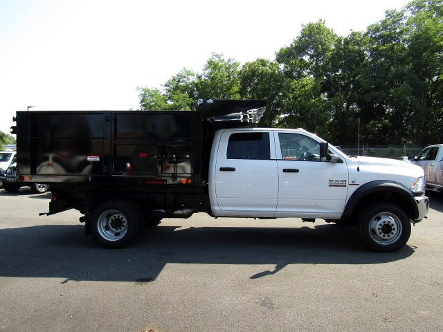2018 Ram 5500 Crew Cab DRW 4x4,  Freedom Landscape Dump #723343 - photo 7