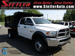2018 Ram 5500 Crew Cab DRW 4x4,  Freedom Landscape Dump #723343 - photo 1
