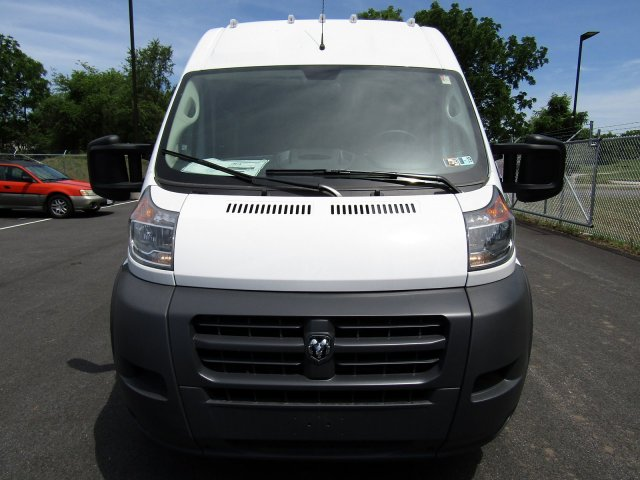 2018 ProMaster 2500 High Roof FWD,  Empty Cargo Van #723363 - photo 3