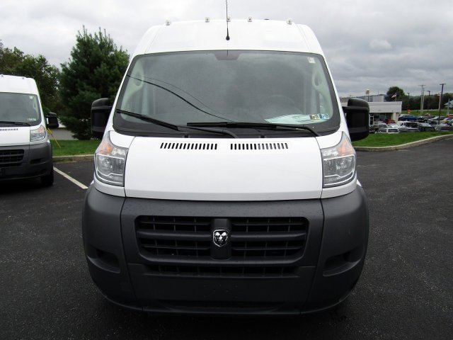 2018 ProMaster 2500 High Roof FWD,  Empty Cargo Van #723942 - photo 3