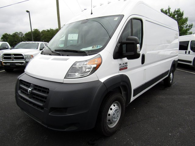 2018 ProMaster 2500 High Roof FWD,  Empty Cargo Van #723942 - photo 4