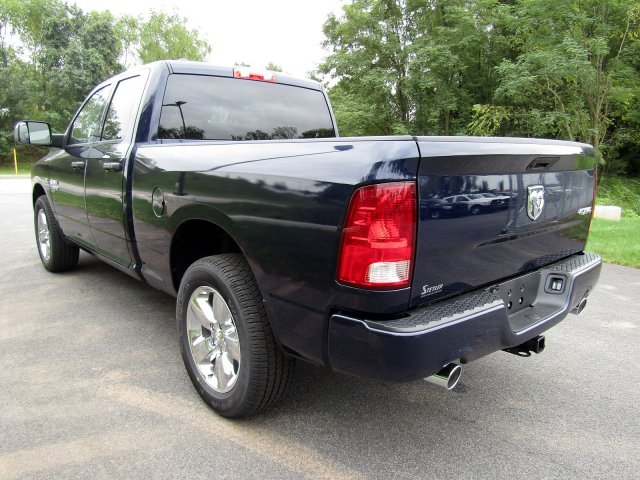 2019 Ram 1500 Quad Cab 4x4,  Pickup #724202 - photo 5