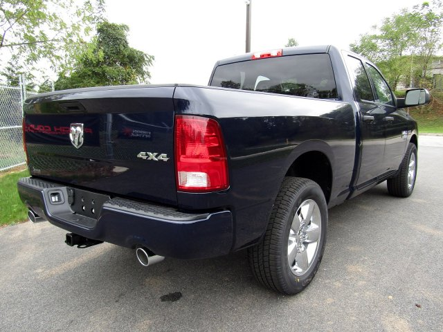 2019 Ram 1500 Quad Cab 4x4,  Pickup #724202 - photo 2
