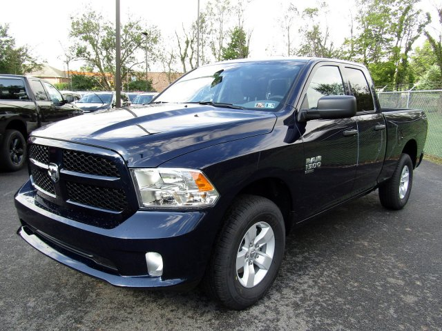 2019 Ram 1500 Quad Cab 4x4,  Pickup #724244 - photo 4