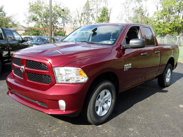 2019 Ram 1500 Quad Cab 4x4,  Pickup #724245 - photo 4
