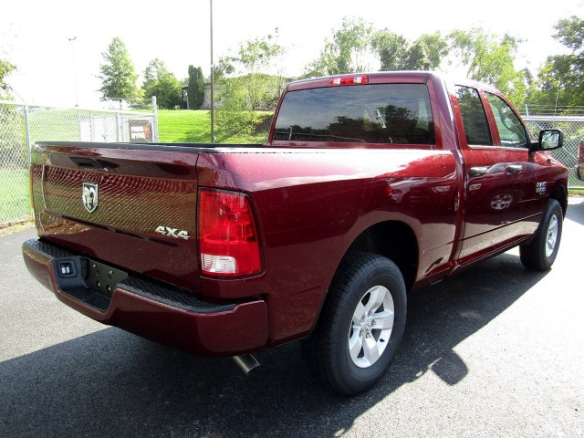 2019 Ram 1500 Quad Cab 4x4,  Pickup #724245 - photo 2