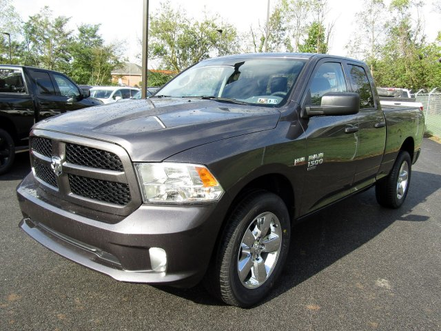 2019 Ram 1500 Quad Cab 4x4,  Pickup #724249 - photo 4