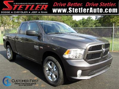 2019 Ram 1500 Quad Cab 4x4,  Pickup #724249 - photo 1