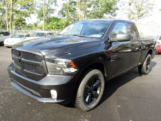 2019 Ram 1500 Quad Cab 4x4,  Pickup #724251 - photo 4