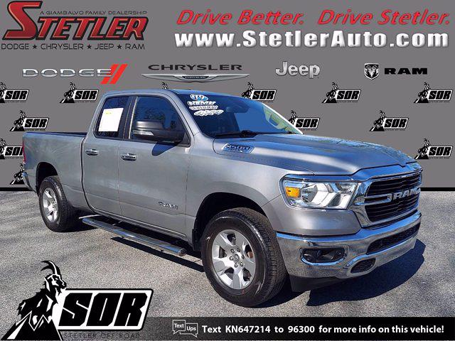 2019 Ram 1500 Quad Cab 4x4,  Pickup #724299 - photo 1