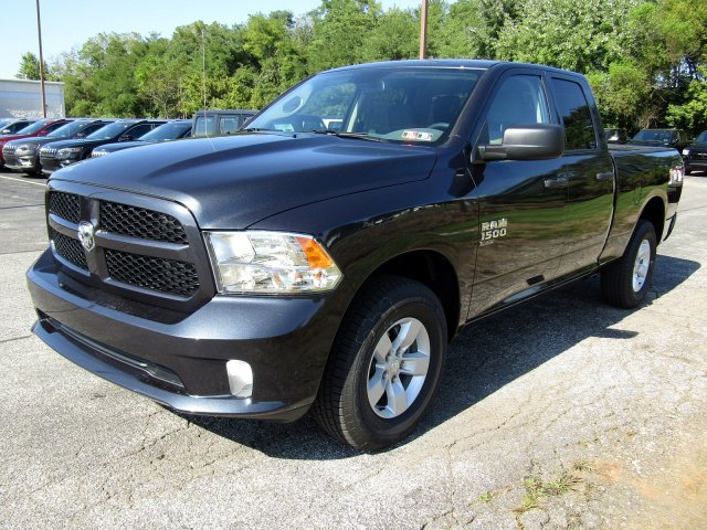 2019 Ram 1500 Quad Cab 4x4,  Pickup #724360 - photo 4
