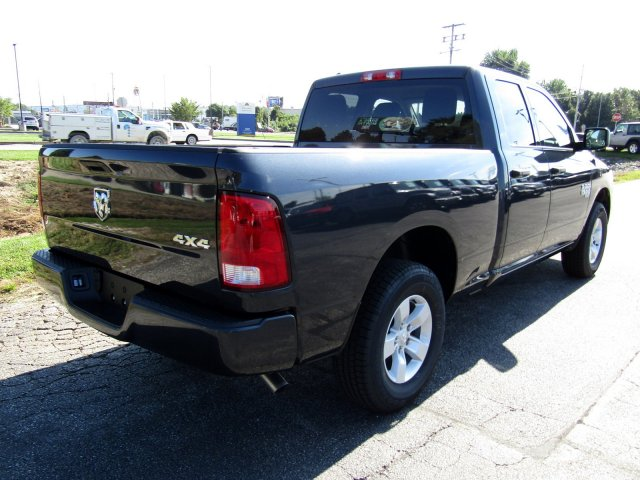 2019 Ram 1500 Quad Cab 4x4,  Pickup #724360 - photo 2