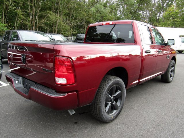 2019 Ram 1500 Quad Cab 4x4,  Pickup #724395 - photo 2