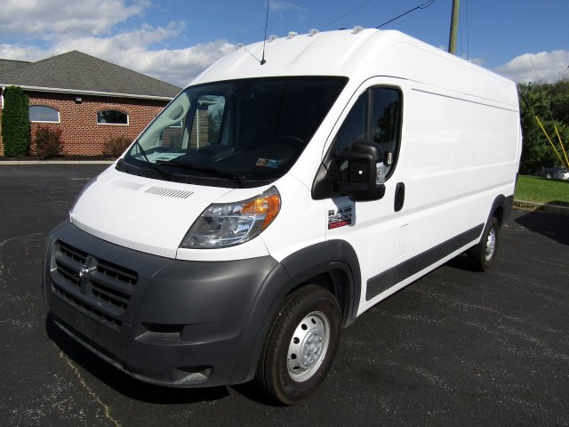 2018 ProMaster 2500 High Roof FWD,  Empty Cargo Van #724470 - photo 4