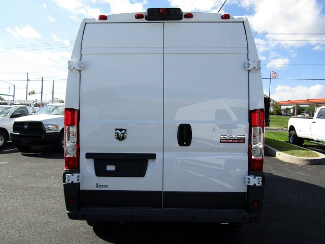 2018 ProMaster 2500 High Roof FWD,  Empty Cargo Van #724470 - photo 6