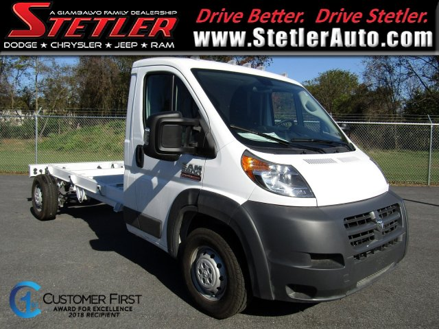 2018 ProMaster 3500 Standard Roof FWD,  Cutaway #724471 - photo 1