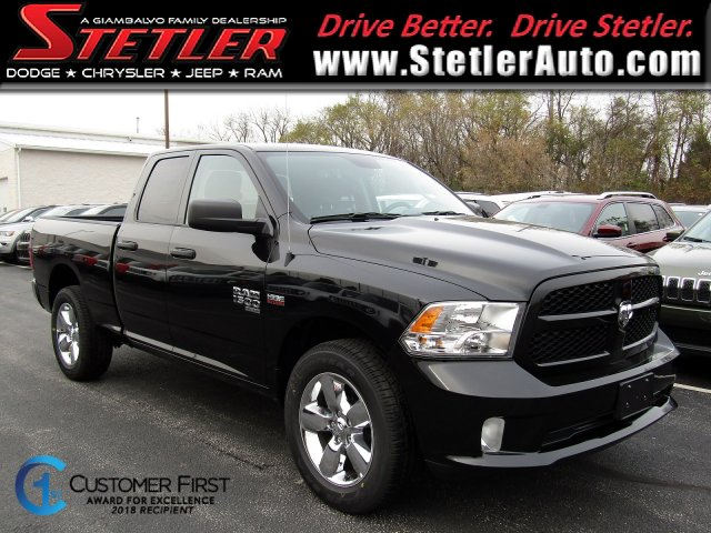 2019 Ram 1500 Quad Cab 4x4,  Pickup #724575 - photo 1