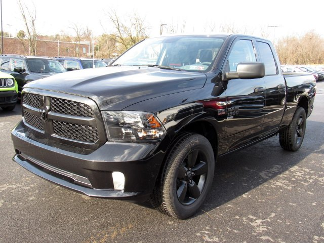 2019 Ram 1500 Quad Cab 4x4,  Pickup #724660 - photo 4