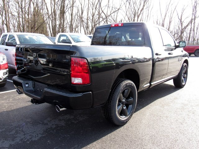 2019 Ram 1500 Quad Cab 4x4,  Pickup #724660 - photo 2