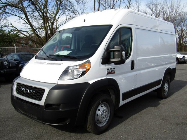 2019 ProMaster 1500 High Roof FWD,  Empty Cargo Van #724688 - photo 5