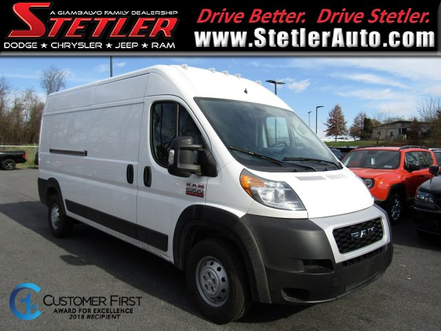 2019 ProMaster 2500 High Roof FWD,  Empty Cargo Van #724689 - photo 1
