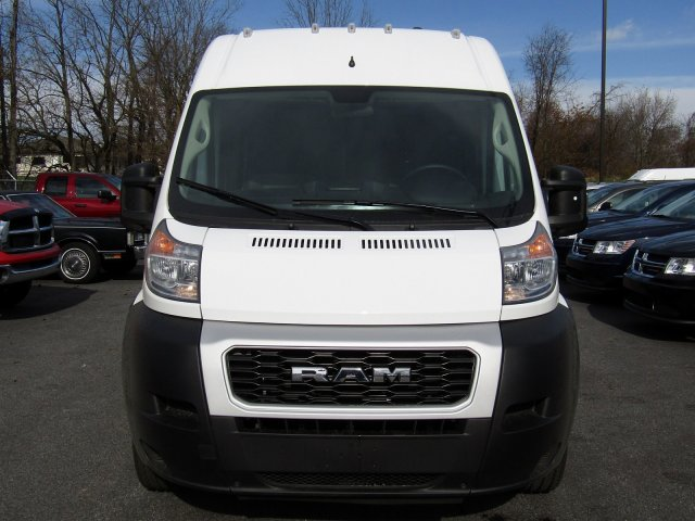 2019 ProMaster 2500 High Roof FWD,  Empty Cargo Van #724689 - photo 3