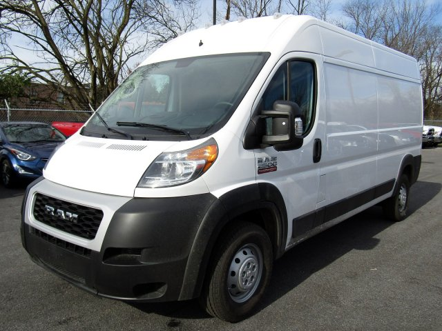 2019 ProMaster 2500 High Roof FWD,  Empty Cargo Van #724689 - photo 4