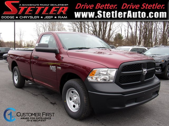 2019 Ram 1500 Regular Cab 4x4,  Pickup #725088 - photo 1