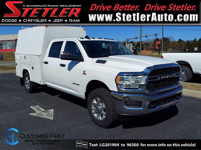 2020 Ram 3500 Crew Cab 4x4, Cab Chassis #729846 - photo 1