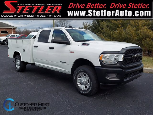 2020 Ram 2500 Crew Cab 4x4, Cab Chassis #730044 - photo 1