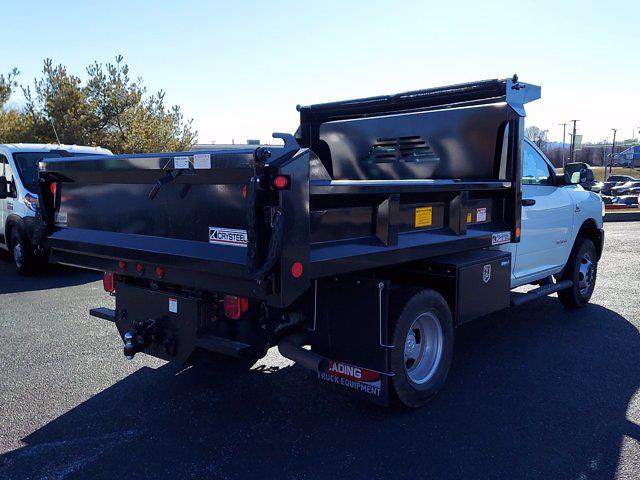 2020 Ram 3500 Regular Cab DRW 4x4, Crysteel Dump Body #730502 - photo 1