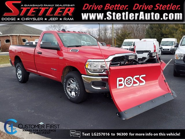 2020 Ram 2500 Regular Cab 4x4, BOSS Pickup #730503 - photo 1