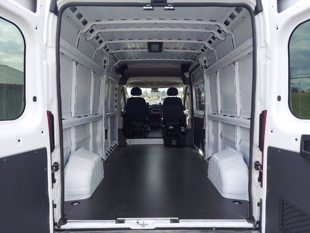 2021 Ram ProMaster 2500 High Roof FWD, Empty Cargo Van #731104 - photo 1