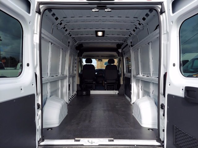 2021 Ram ProMaster 2500 High Roof FWD, Empty Cargo Van #731126 - photo 1