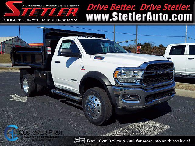2020 Ram 5500 Regular Cab DRW 4x4, Cab Chassis #731155 - photo 1