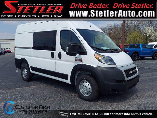 2021 Ram ProMaster 1500 High Roof FWD, Empty Cargo Van #732398 - photo 1