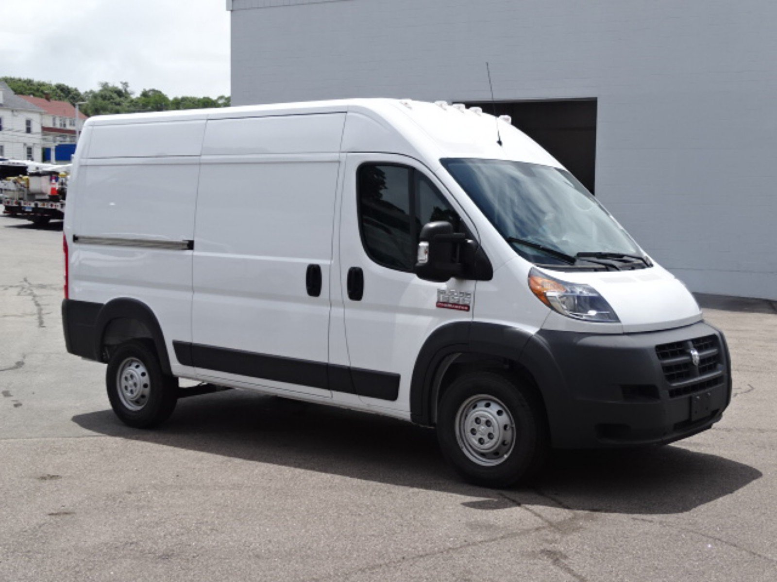 2018 ProMaster 1500 High Roof FWD,  Empty Cargo Van #D3271 - photo 3