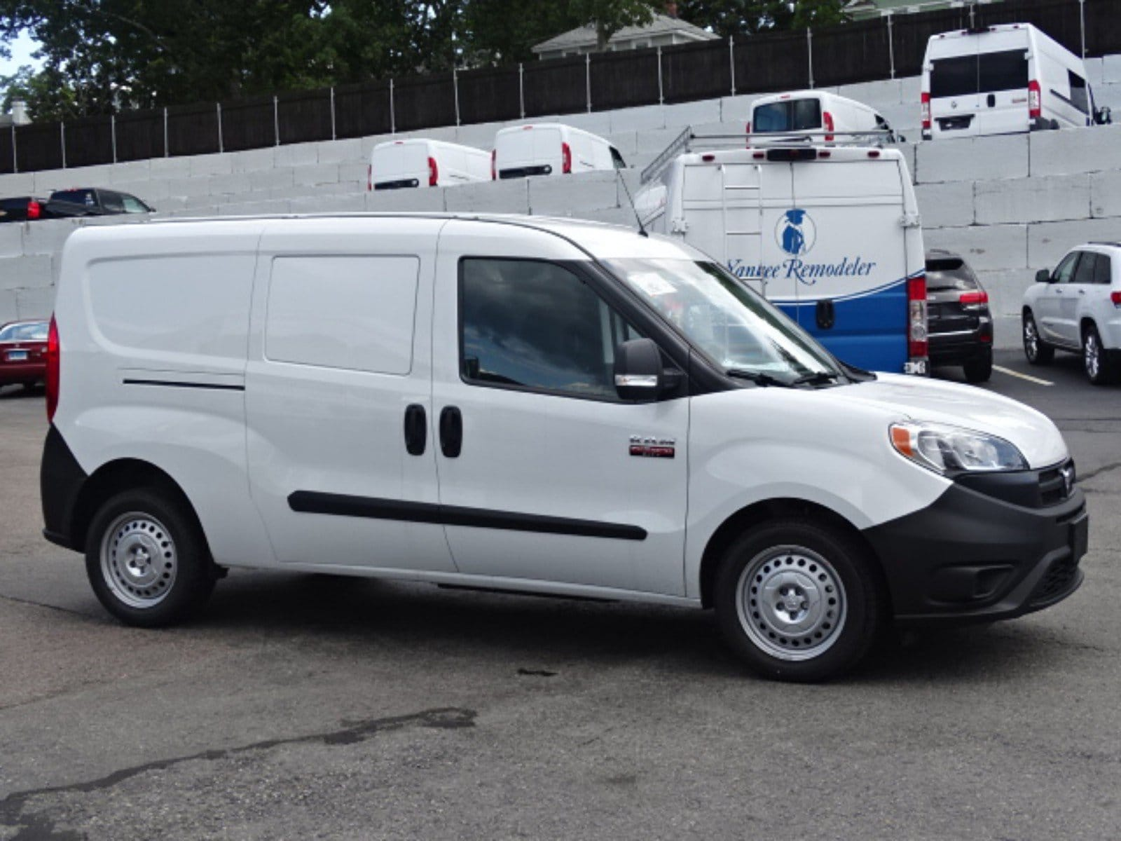 2018 ProMaster City FWD,  Empty Cargo Van #D3319 - photo 3