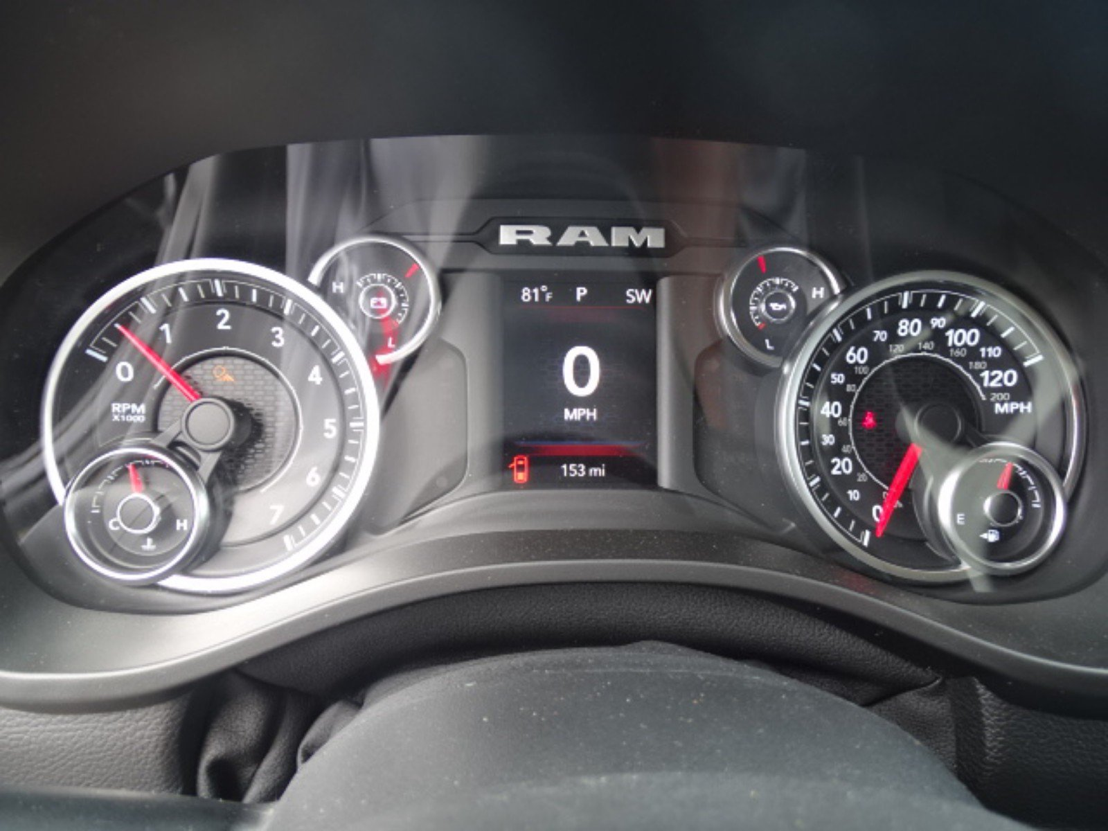 2019 Ram 1500 Crew Cab 4x4,  Pickup #D3335 - photo 14