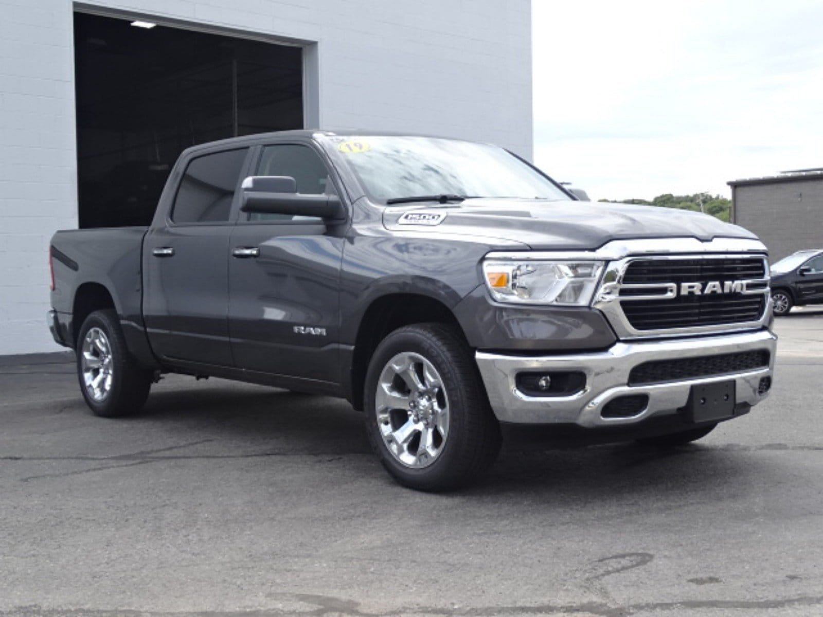 2019 Ram 1500 Crew Cab 4x4,  Pickup #D3335 - photo 1