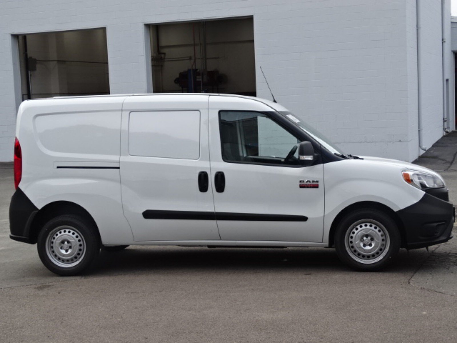 2018 ProMaster City FWD,  Empty Cargo Van #D3336 - photo 4