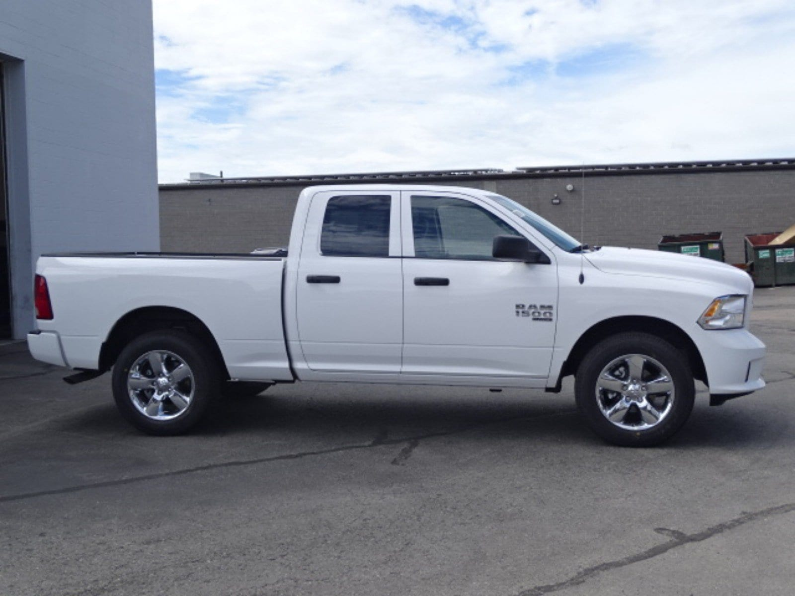 2019 Ram 1500 Quad Cab 4x4,  Pickup #D3351 - photo 3