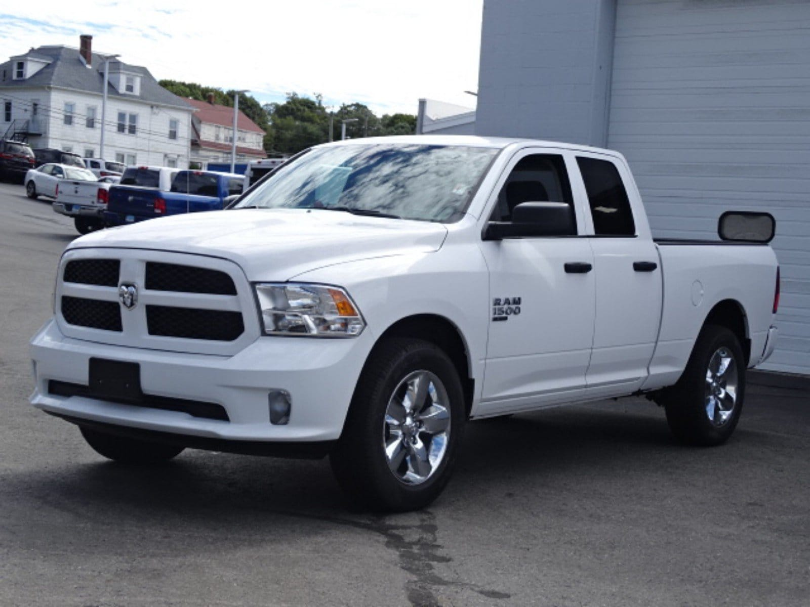 2019 Ram 1500 Quad Cab 4x4,  Pickup #D3351 - photo 5