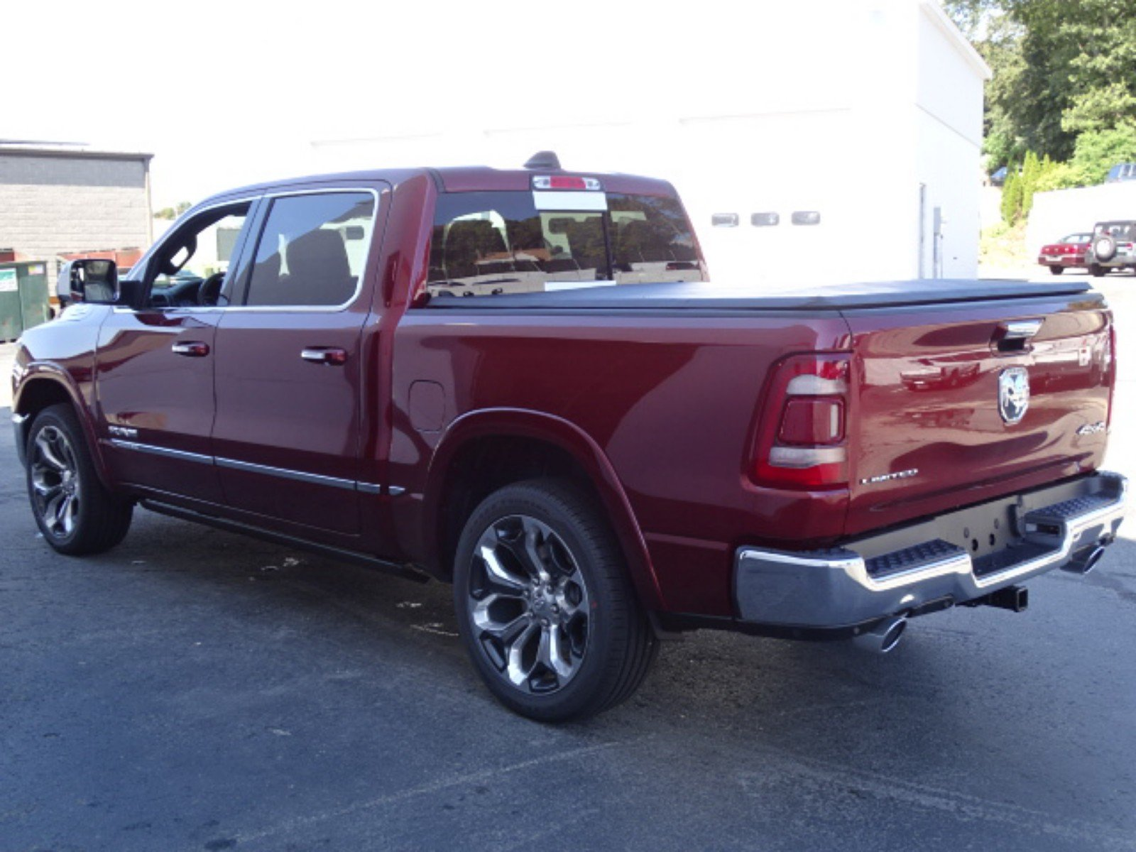 2019 Ram 1500 Crew Cab 4x4,  Pickup #D3368 - photo 2