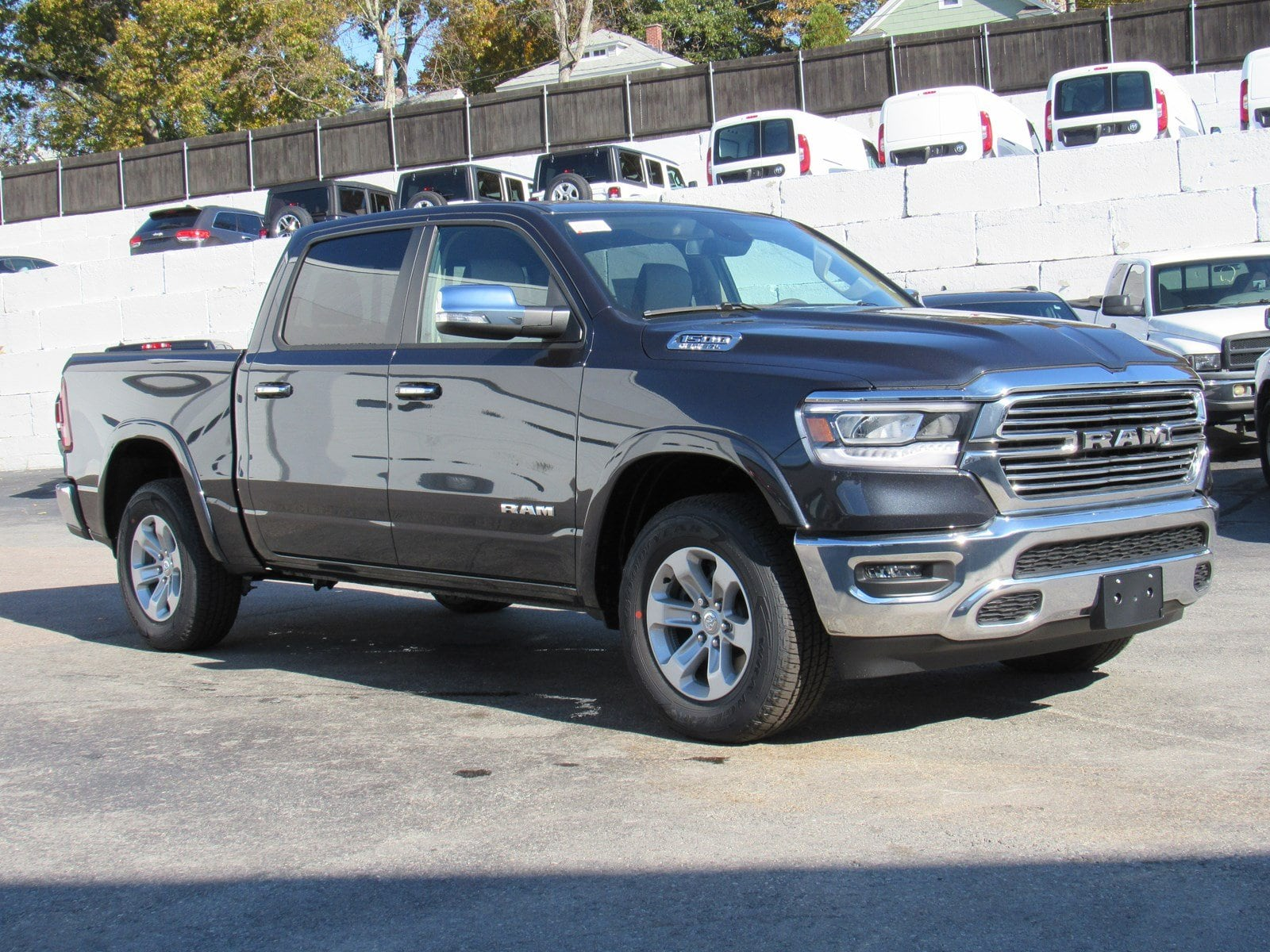 2019 Ram 1500 Crew Cab 4x4,  Pickup #D3397 - photo 1