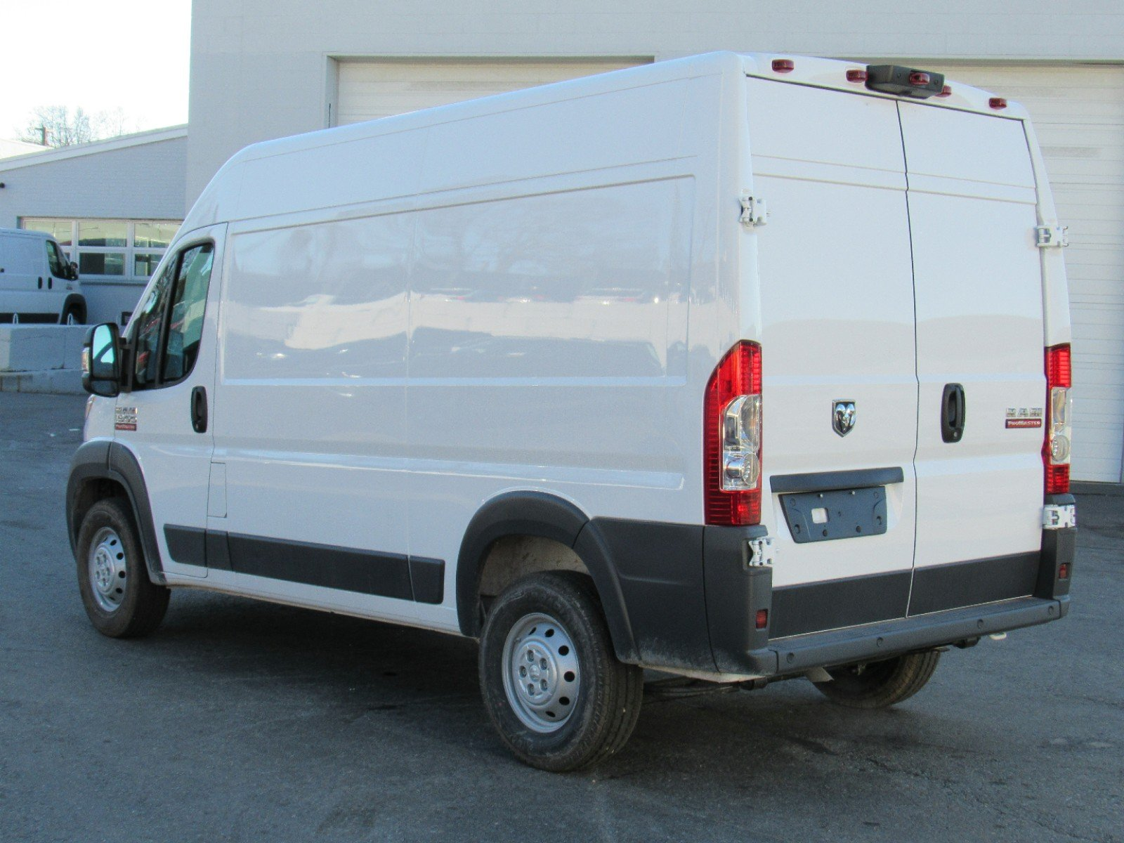 2018 ProMaster 1500 High Roof FWD,  Empty Cargo Van #D3457 - photo 2